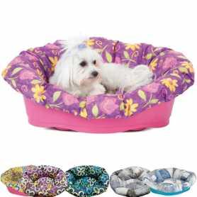 Подушка спальное место для собак Imac Morfeo 50, текстиль, 50х38см фото