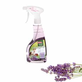 Спрей для очистки клеток грызунов Clean Spray Lavender Karlie Flamingo, с запахом лаванды, 500мл фото