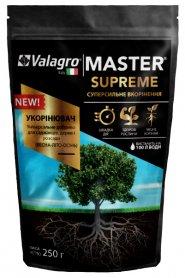 Комплексное минеральное удобрение универсальный укоренитель Master Supreme (Мастер Суприм), 250г, Весна-Лето-Осень, NPK 8.24.24, Valagro (Валагро) фото