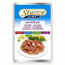 Корм для кошек Stuzzy Cat Veal, телятина в соусе, пауч, 100г фото