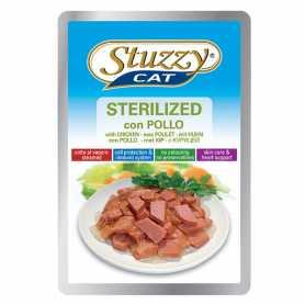 Корм для стерилизованных кошек Stuzzy Cat Sterilized Chicken, курица в соусе, пауч, 100г фото