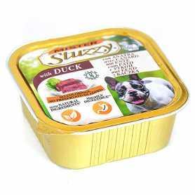 Корм для собак Mister Stuzzy Dog Duck, утка, паштет, 150г фото