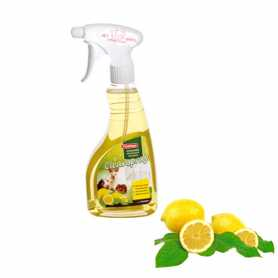 Спрей для очистки клеток грызунов Flamingo Clean Spray Lemon с запахом лимона, 0,5л фото