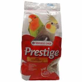 Корм для средних попугаев 1кг Versele-Laga Prestige Big Parakeets Cockatiels фото