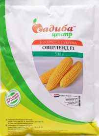 Семена кукурузы Оверленд 500 г, Syngenta, Голландия, Садиба Центр фото
