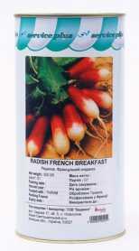 Семена редиса Французский Завтрак, 500 гр, GSN, Франция, Садиба Центр фото