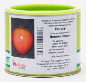 Семена томата Бычье Сердце, 0,25 кг, Satimex, Германия, Садиба Центр фото