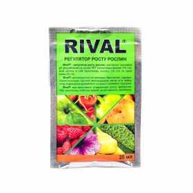 Регулятор роста растений Ривал(Rival), 20мл фото