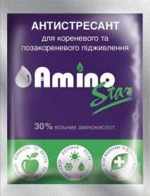 Регулятор роста растений АминоСтар (антистрессант), 2мл фото