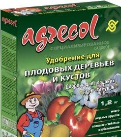 Комплексное минеральное удобрение для плодовых деревьев, 1.2кг, NPK 8.7.22, Agrecol (Агрекол) фото