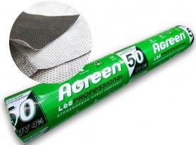 Агроволокно 50 UV, черное-белое, 1.6х5м, Agreen фото