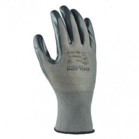 Перчатки вяз.нейлон. (серый нитрил), размер 9, 4579 фото
