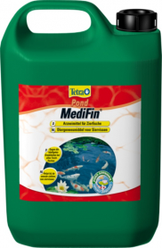 136267 Tetra POND MediFin 3 л  универ лекарств препарат на 60000 л фото