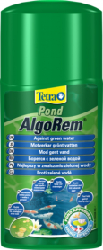 143715 Tetra POND AlgoRem 500 ml  д/борьбы с мутной зеленой водой для 10000 л фото