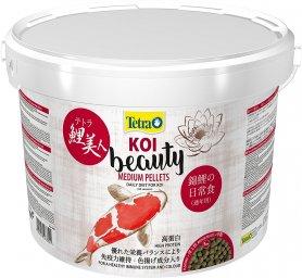 263321 Tetra KOI Beauty Medium 10L супер премиум корм для КОИ размером более 20 см фото