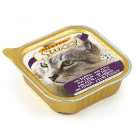 3006000 MISTER STUZZY Cat тунец (tuna) корм для кошек, паштет, 100 г, C6000 фото