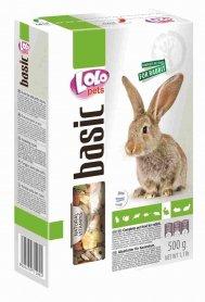 LO-71200 'Lolopets' полнорационный корм для кролика 500гр. 10шт/уп фото