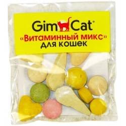 Витаминный микс GimCat фото