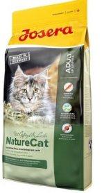 Корм для котов Йозера Натуре Кет (беззерновой с лососем и птицей) 400 г фото