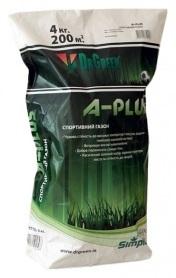 Газонная трава спортивная A-Plus, 4кг, TM Dr. Green, Simplot (Канада) фото