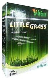 Газонная трава лилипут Little Grass, 1кг, Dr. Green, Simplot (Канада) фото