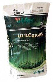 Газонная трава лилипут LITTLE-GRASS, 4кг, TM Dr. Green, Simplot (Канада) фото