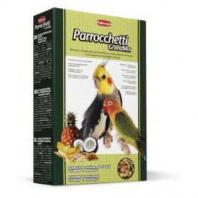 00278 Падован корм для средних папугаев 400 г фото