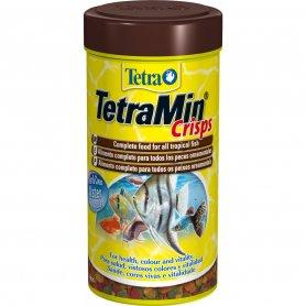 139626 Tetra Min Крипс основной корм для всех видов рыб, чипсы 100 мл фото