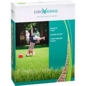 Газонная трава спортивная Euro Grass ПЕ-пак, 2.5кг, Deutsche Saatveredelung (Германия) фото