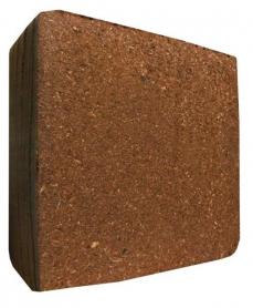 Кокосовый субстрат ЦР, блок, 0.5кг,  фото