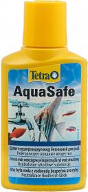 762732 Кондиционер для аквариумной воды, Tetra AquaSafe 100 мл фото