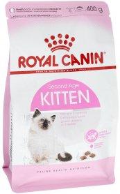 Корм Роял Канин для котят Kitten (от 4 до 12 месяцев) 400 г фото