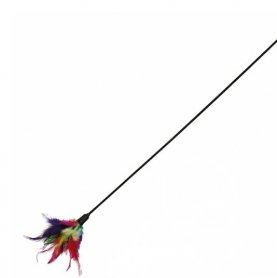 Палочка с перьями, 50 см 4106 фото