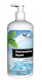 Средство для мытья посуды Delamark с эфирным маслом африканского лимона, 0.5л фото