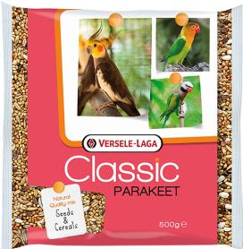 211540 VL Classic ДОВГОХВ.ПАПУГАЙ (Parakeet) зерновая смесь для попугаев, 0.5кг фото