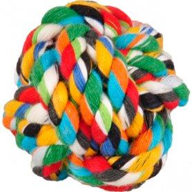 503911 Karlie Flamingo COTTON BALL мяч плетеный веревочный.хлопок 5,5 см 6307901000 фото