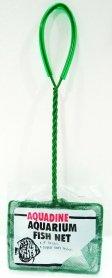 Сачок д/рыб зеленый 12,2 см р 5 фото