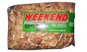 Щепа ароматная ТМ 'Weekend', 0,4кг фото