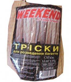 Щепы ТМ 'Weekend' фото