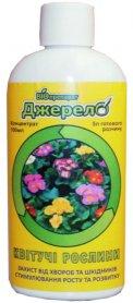 Биопрепарат для защиты цветущих растений Джерело, 100мл фото
