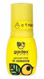 Детский спрей от комаров Gardex Baby, 50мл, 103 фото