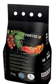 Комплексное минеральное удобрение для тепличных растений Fertis (Фертис), 3кг, NPK 12.8.16+МЕ фото