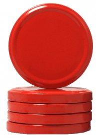 Крышка закаточная 100евро красная 'Б' 1/10, 1612 фото