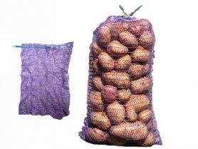 Сетка мешок овощная 45х75, 17г 1/100 фото