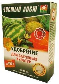 Чистый лист для бахчевых культур, 300г, 1424.002 фото