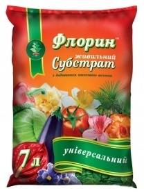 Субстрат Флорин, 7л, универсальный фото