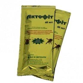 Биоинсектицид Актофит, 40мл
