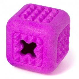 518175 Karlie Flamingo Foam Dina Cube  куб, с ароматом малины, игрушка д/ собак фото