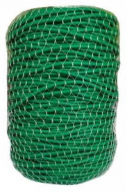 Агро-трубка для подвязки (кембрик) эластичная, D 4мм., 270м, Agrario фото