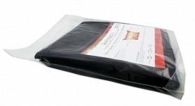 Агроволокно черное Гео 90 UV, 1,6х12м, Агротекс фото